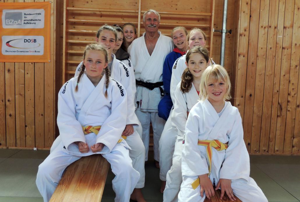 Helmut Hanus, Judo-Vizemeister_2018