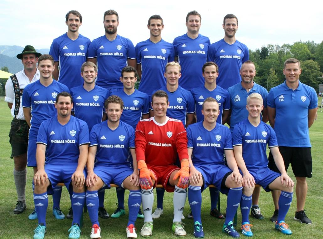 Bisher größter Fußballererfolg: Aufstieg in die Bezirksliga