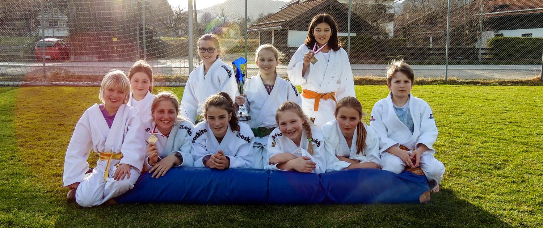 Judobulls sammelten internationale Erfahrung in Kufstein