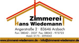 Zimmerei Hans Wiedemann