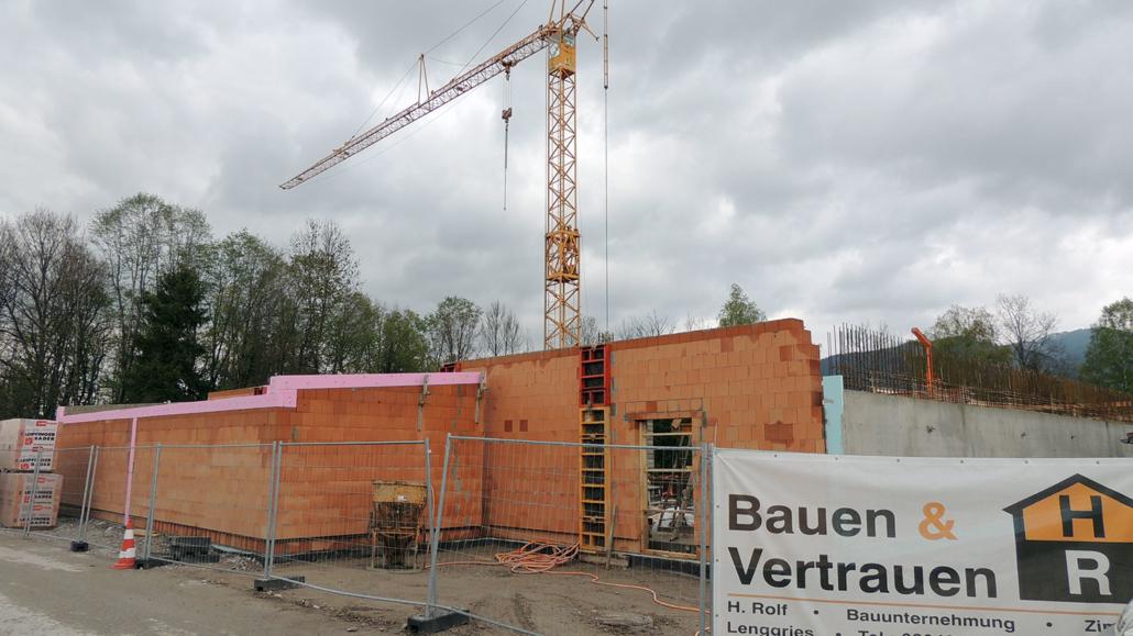 Hallenbau 30. April 2019