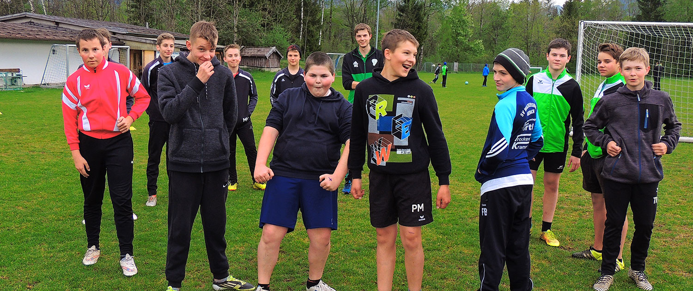 Trainingsbesprechung C-Jugend